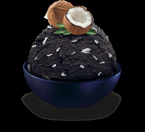 Schöller černý kokos 50 ml