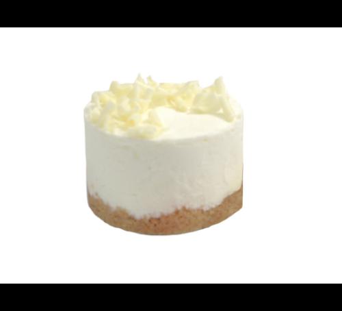Cheesecake s bílou čokoládou 100 g