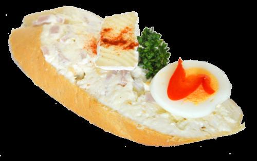 Chlebíček hermelínový 90 g
