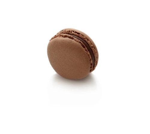 Makronka s čokoládou 10 g
