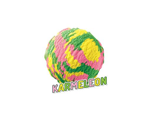 Schöller karmeleon barevný karamel 50 ml