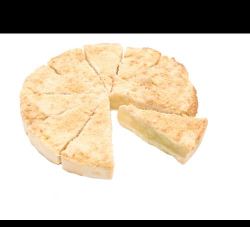 Jablečný dort s drobenkou 1550 g