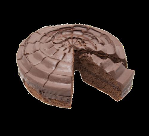 Čokoládový fondánový dort 1500 g