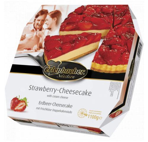 Jahodový cheesecake 1100 g
